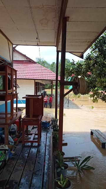 Banjir Katingan terbaru