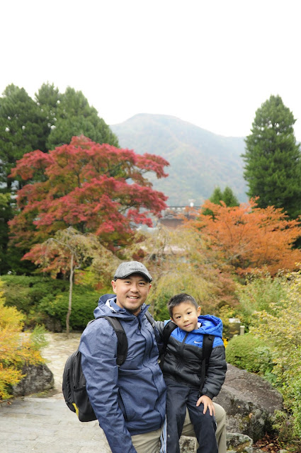 Hakone in the Fall