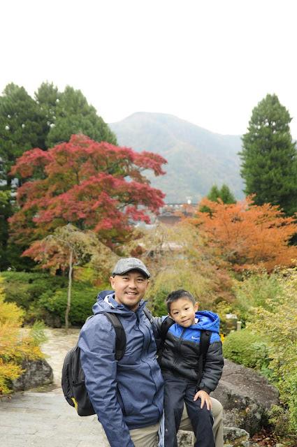Hakone in the Fall