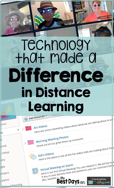 This blog post will help you decide what to keep from Virtual Learning.