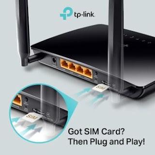 modem TP-LINK TL-MR6400