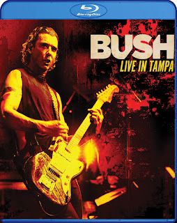 Bush: Live in Tampa [BD25]