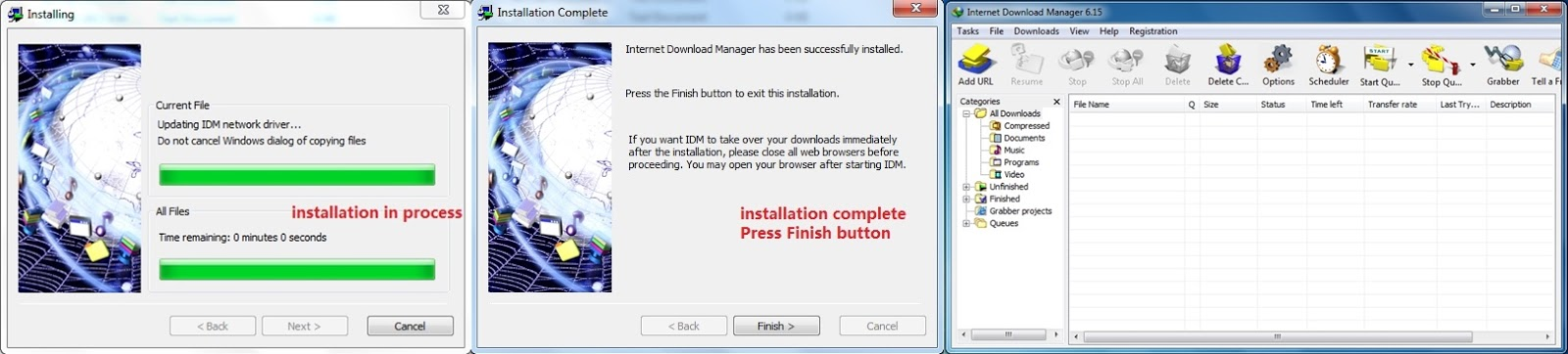 internet download manager how to use
