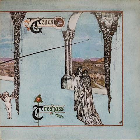 GENESIS - TRESPASS (1970)