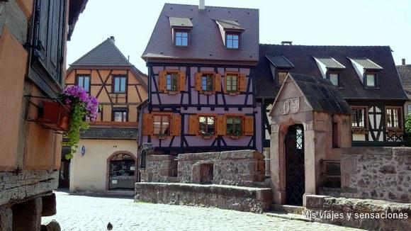 Kaysersberg, Alsacia