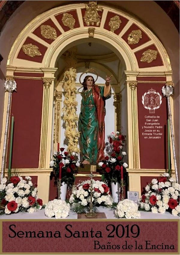 Programa, Horarios e Itinerarios Semana Santa Baños de la Encina (Jaén) 2019