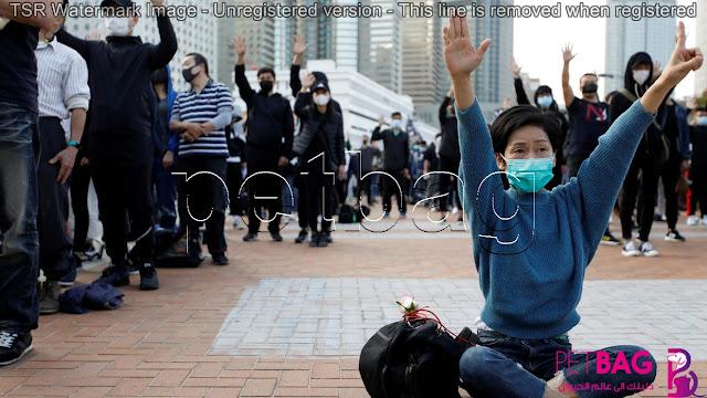 وباء الصين - ووهان - فيروس الصين - كورونا 2020