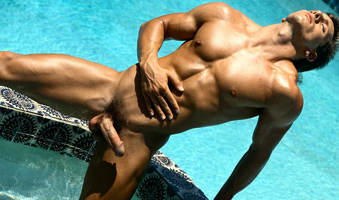 Мускулистые мужчины голые фото — pic 9