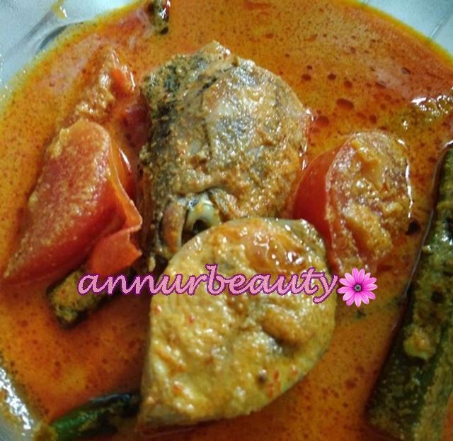 Resepi Ikan Tongkol Masak Kari, Ummpph Sedapnyer!