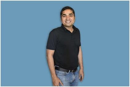 Manik Mital, Founder and CEO of TractorGuru