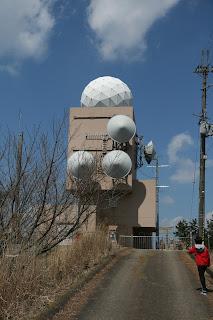 深山レーダ雨量観測所