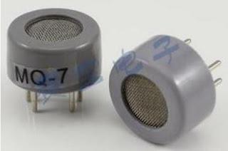 Sensor MQ 7