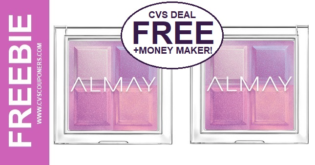 CVS Almay Freebie Deal 1-12-1-18