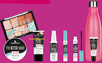 Logo ''Win & Work con Essence'': vinci gratis 10 kit You Better Work Essence e 10 borracce