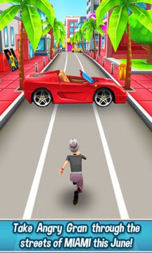 Download Angry Gran Run APPX For Windows Phone