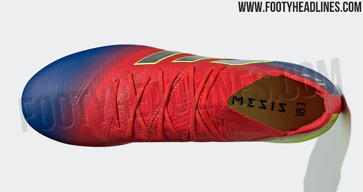1182532fd Crazy Adidas Nemeziz Messi  Initiator  2018-2019 Boots Leaked - 9 ...