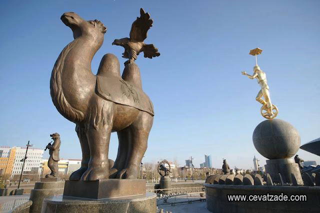 Astana Sirk Kazakistan