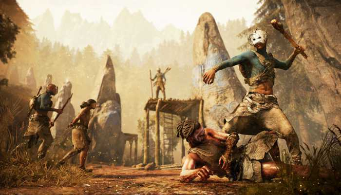 Download Far Cry Primal Game For PC Highly Compressed