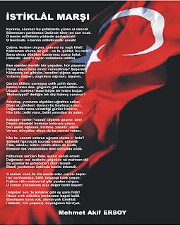 bayrağımız, hakka tapan, hürriyet, istiklal marşı, istiklal marşı 10 kıta, istiklal marşı on kıta, kurtuluş savaşı, mehmet akif ersoy şiirleri, türk bayrağı, milli marş, milli marş sözleri