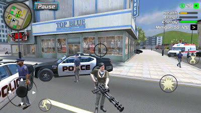 SUPER MIAMI GIRL : CITY DOG CRIME (MOD, UNLIMITED MONEY) APK DOWNLOAD