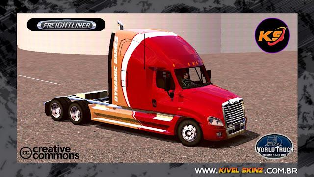 SKINS WORLD TRUCK DRIVING - KIVEL SKINZ