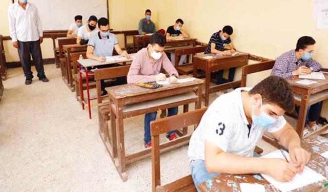 اعرف موعد جدول امتحانات الثانوية العامة 2021 النهائي