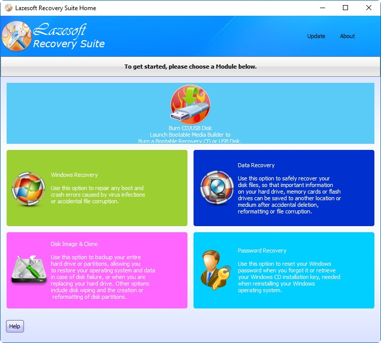 lazesoft password recovery v4 0 0 1