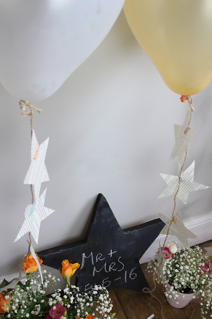 DIY Star Wedding Ideas