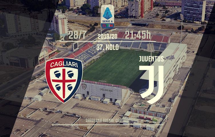 Serie A 2019/20 / 37. kolo / Cagliari - Juventus, srijeda, 21:45h