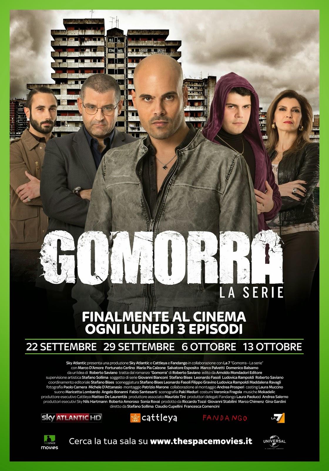 Gomorra La Serie Streaming Ita