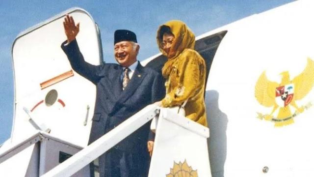 Ternyata Jenderal TNI Gatot Selamatkan Soeharto dari Ambang Kehancuran