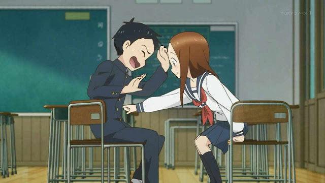 Karakai Jouzu no Takagi-san Season 2 - Episode1