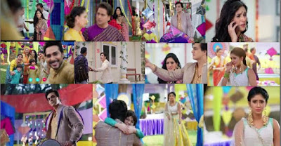 "Yeh Rishta Kya Kehlata Hai Episode 13th January 2020 Written Update ""Kartik comes to Celebrate Sakranti With Naira ""."
