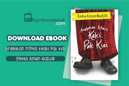 Downlaod Novel Anggukan Ritmis Kaki Pak Kiai by Emha Ainun Nadjib Pdf
