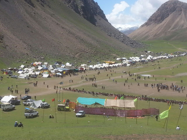 Shandur polo festival to attract foreign tourists, says Official