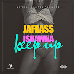 Jafrass - Keep Up (feat. Ishawna) - Single Cover