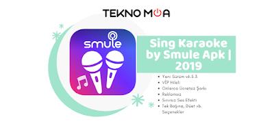 Sing Karaoke by Smule Apk İndir Full Android v6.5.3