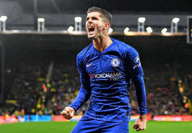 Christian Pulisic told how to become world's best as Chelsea boss Lampard demands more from the youngster