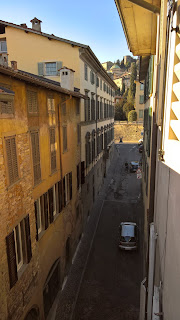 View of Via Pelabrocco.