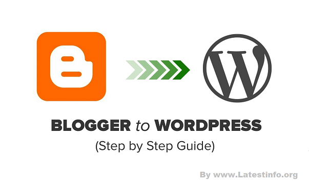How to Move from Blogger to WordPress in 2020?