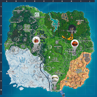 Dance locations