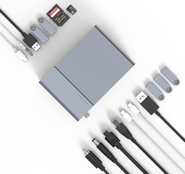 HyperDrive Gen2 Thunderbolt 3 USB-C Dock Review