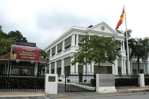 Top Museums in Selangor ROYAL GALLERY SULTAN ABDUL AZIZ