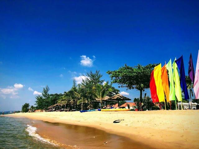 Ilha  Phu Quoc,  no Vietname