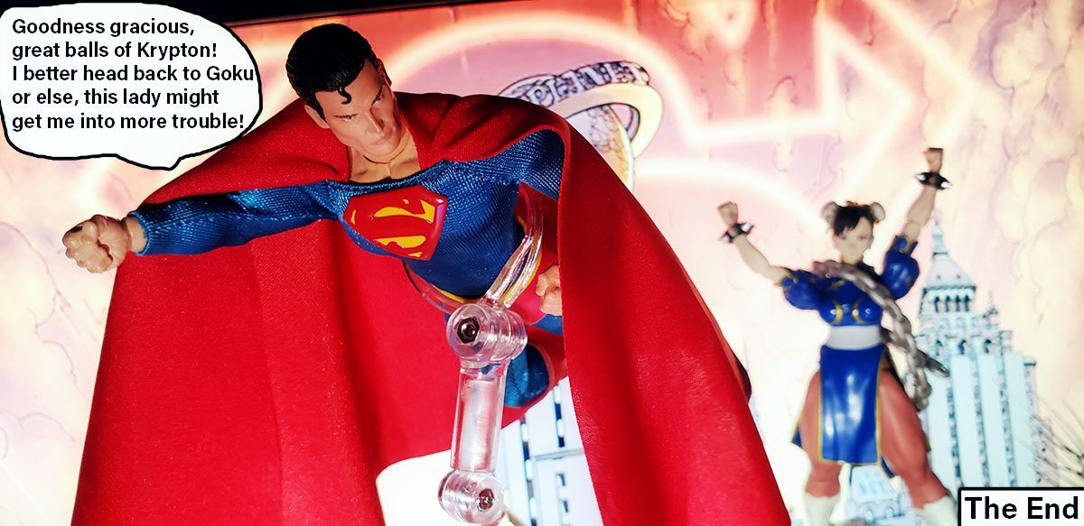 superman - Mezco Classic Superman (Review) 16-story9
