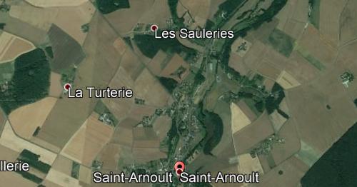"""La """"Bête"""" de Saint-Arnoult (Loir-et-Cher)"""
