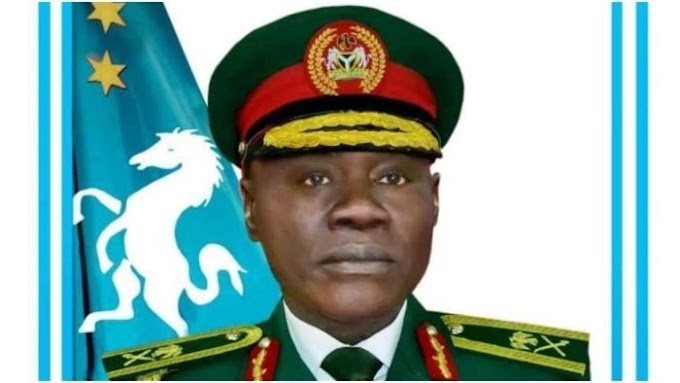 Chief Of Army Staff, Farouk Yahaya Reveals How Nigeria Can Win The War Against Banditry, Kidnapping