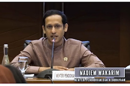 Alhamdulillah , Mendikbudristek Nadiem Makarim Pastikan Semua Guru Honorer Diangkat PPPK , Ini Info Selengkapnya !
