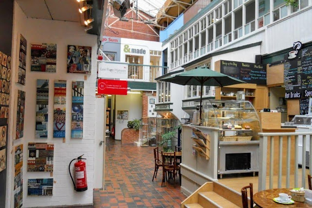 Things to do in Manchester England - Visit the Manchester Craft and Design Centre