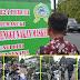 Dandim 0824/Jember Bagikan Masker dan Bangun Kesadaran Masyarakat Untuk Bersama Lawan Covid 19
